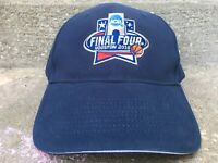 NCAA Final Four 2016 KU Kansas Hat Cap Houston