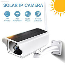 1080P Wireless Solar IP Camera Wifi Security Surveillance Outdoor Night Vision