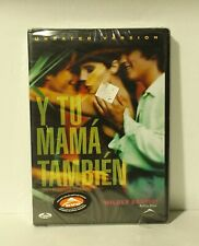 Y Tu Mama Tambien (Dvd, 2002, Unrated) New Authentic Region 1 - Alfonso Cuaron