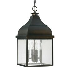 Capital Lighting Outdoor Hanging Lantern - 9646OB