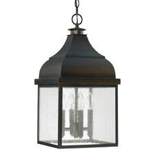 Capital Lighting Outdoor Hanging Lantern - 9646OB