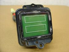 1985 Honda GL1200 Goldwing Aspencade Ltd Limited LCD suspension display 86 Sei