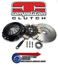 Legendary White Bunny Stage 4 Competition Clutch+ Flywheel- For RPS13 180SX SR20