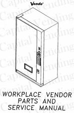 Vendo Workplace Vendor Owners Manual - Delivered FAST by Electronic .PDF