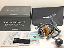 SHIMANO 15 TWINPOWER SW 8000PG   - Free Shipping from Japan