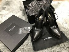 NIB YSL SAINT LAURENT PARIA Janis Platforms Mary Jane Pumps Heels Shoes 39 $875