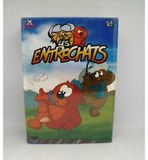 Les Entrechats - Partie 4 - Coffret 4 DVD