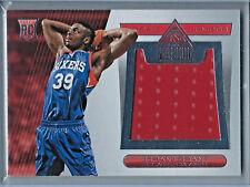 2014-15 Paramount Rookie Jumbo Jersey Jerami Grant SP 27/49 Philadelphia 76ers
