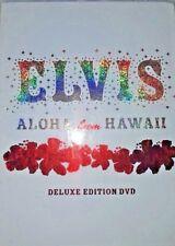 Elvis Presley Aloha from Hawaii Deluxe Edition 2 Disc UK Region 2