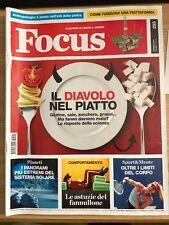 RIVISTA FOCUS SCOPRIRE E CAPIRE IL MONDO n. 283 maggio 2016