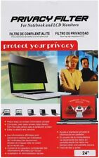 Privacy Screen Filter 24 Inch LCD/LED PC/Desktop Monitor Security 531 x 298 mm