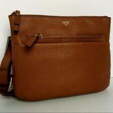 Fossil Tessa Xbody Crossbody Shoulder Bag Brown Leather Shb2054210