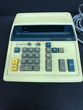 Vtg Large Canon Cd 1003 Desktop Calculator Working Extremely Rare Hard To Find