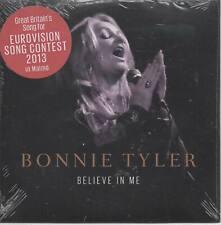 Bonnie Tyler Believe In Me Maxi CD NEU Eurovision Song Contest 2013 Stubborn