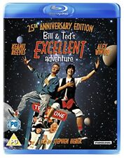 Bill And Teds Excellent Adventure [Blu-ray] [DVD][Region 2]