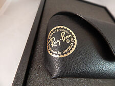 Classic Rayban Sunglass Case Black Glasses case - CASE ONLY