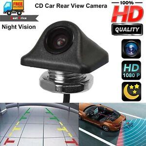 170°HD Waterproof Car Reverse Backup Night Vision Camera Rear View Parking Cam