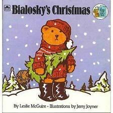 Bialosky's Christmas Paperback Leslie McGuire