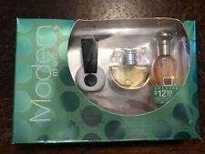 Coty Modern Moments Perfume Gift Set Vanilla Fields Stetson Woman Ex'cla-ma'tion