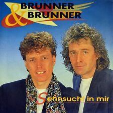 "7"" Brunner & Brunner ex Happy desiderio in me/Marijana Koch a 1991 come nuovo!"