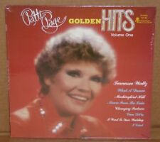 Patti Page Golden Hits Volume One New SEALED vinyl LP record Tennessee Waltz