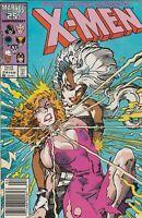 Marvel Comics Uncanny X-men #214 Bronze Age