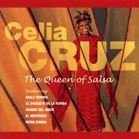CELIA CRUZ * The Queen of Salsa * New CD * Sonora Matancera * 20 Original Songs