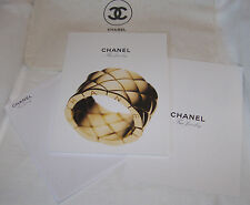 """CHANEL """"FINE JEWELRY COLLECTIONS"""" - FINE JEWELRY BOUTIQUE SOFT-COVER BOOK+PRICES"""