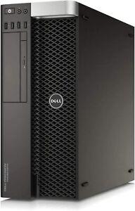 Dell Precision Tower 5810 Xeon E-1660 64GB RAM 1TB SSD Nvidia Quadro M5000 8GB