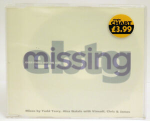 Everything But The Girl - CD Single - Missing - 6 Track Remixes CD