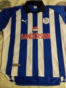 Sheffield Wednesday shirt (XL)