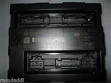 OEM for AUDI A4 BODY CONTROL MODULE BCM 8T0 907 064 H BC Rear Unit 8T0907064H