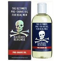 Bluebeards Revenge Pre-Shave Oil 125ml