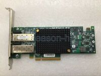 Emulex OCe11102 10 Gigabit 10GBe 10Gbit Dual Port Server Adapter PCIe x8 FP