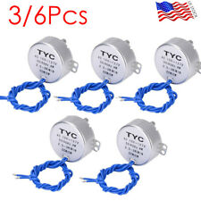 36pcs Electric Synchron Motor Synchronous Turntable Motor Cup Turner 100 127v