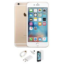IPHONE 6 PLUS RICONDIZIONATO 64GB GRADO B ORO SILVER APPLE RIGENERATO USATO