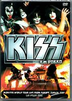 Kiss DVD Em Dobro Brand New Sealed
