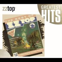 The Best of ZZ Top  by ZZ Top - CD  IN EXCELLENT COND !!!
