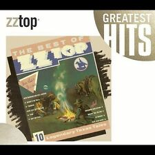 ZZ TOP - THE BEST OF ZZ TOP [2004] (NEW CD)