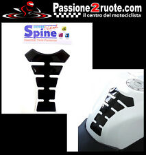 Paraserbatoio Tank Pad Spine nero Ducati Monster 600 620 695 696 750 796 800 900