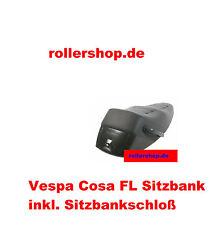 Sitzbank Vespa Cosa 125 FL Cosa 200 FL grau