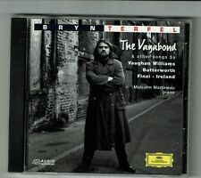 The Vagabond & Other Songs by Vaughan Williams, Butterworth, Finzi & Ireland (CD