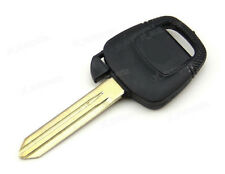 Uncut Blank Key Shell Case For Nissan Infiniti Ignition Transponder No Chip N1O2