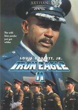 Iron Eagle 2 With Louis Jr. Gossett DVD Region 1 012236125341