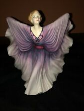 """Royal Doulton Figurine """"Isadora� Modelled By Peter A. Gee 1985"""