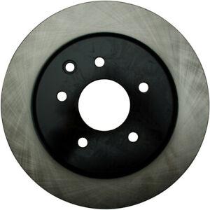 Disc Brake Rotor-Original Performance Rear WD Express 405 38107 501