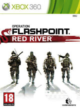 Operation Flashpoint Red River Xbox 360 CODEMASTERS