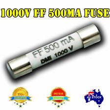 1000V FF 500mA FUSE for Fluke Multimeter F15B F17B F18B Digital Meter OZ