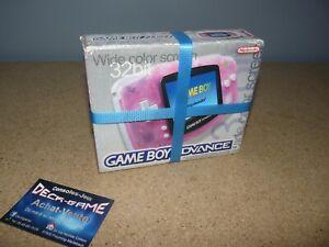 console nintendo game boy advance neuve neuf !!! scellé !!!!