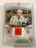 2006-07 Upper Deck Trilogy Honorary Swatches #HS-CN Cam Neely Boston Bruins Card
